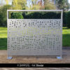 OBEDAI perforated sheet metal by Dampere