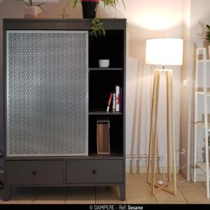 SESANE perforated sheet metal by Dampere