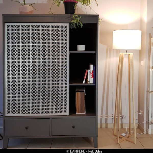ODIN perforated sheet metal by Dampere