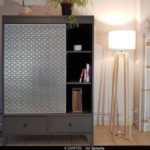 SENIORITA perforated sheet metal by Dampere