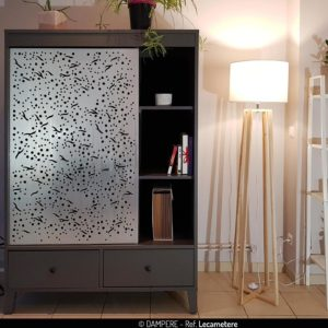 LECAMETERE perforated sheet metal by Dampere