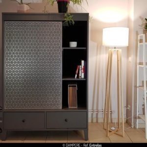 ENTRELAS perforated sheet metal by Dampere
