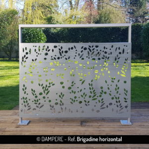 BRIGADINE perforated sheet metal by Dampere
