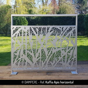 KAFFIA APIS perforated sheet metal by Dampere