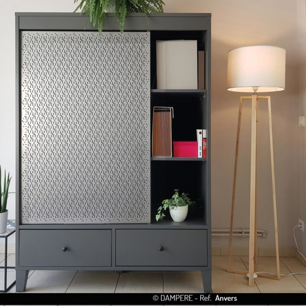 ANVERS perforated sheet metal by Dampere